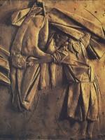 Giacomo Manzù Porta della Pace e della Guerra Basilica San Pietro,Vaticanolo vi