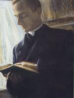 Giacomo Balla Ritratto di Giovanni Battista Montini Collezione privata, Roma