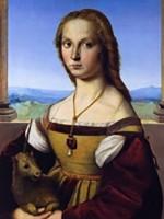 Donna col Liocorno