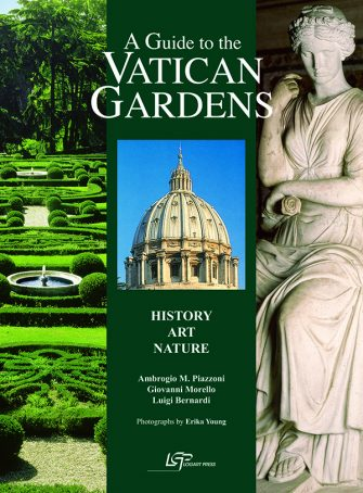 cover a guide to the vatican gardens
