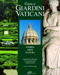 cover guida ai giardini vaticani ed.italiano