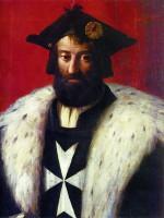 Ritratto di Niccolò Vespucci cavaliere di Gran Croce