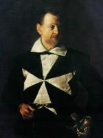 Ritratto di un Cavaliere di Malta (Fra' Antonio Martelli)